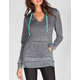 MISS CHIEVOUS Womens Hooded Tunic