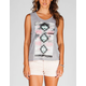 HURLEY Alone Womens Muscle Tank