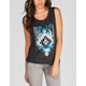 HURLEY Master Womens Muscle Tank
