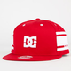 DC DYRDEK RD Alumstripe 2 New Era Mens Snapback Hat