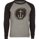 CAPTAIN FIN Distressed Anchor Mens Sweatshirt