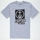 CAPTAIN FIN Collage Mens T-Shirt