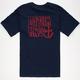 CAPTAIN FIN Pope Co. Mens T-Shirt