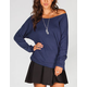 FULL TILT Essential Womens Cozy Sweatshirt