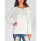 FULL TILT Essential Womens Cozy Sweatshirt