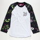 TRUKFIT Fly Trap Mens Baseball Tee