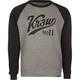 KR3W Grandslam Mens Sweatshirt