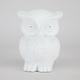 STREAMLINE Porcelain Owl Lamp