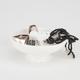 STREAMLINE Elephant Porcelain Trinket Bowl