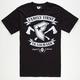FAMOUS STARS & STRAPS Family Trademark Mens T-Shirt