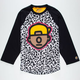 TRUKFIT Cheetah Raglan Mens T-Shirt