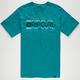 RIP CURL Peak Split Mens T-Shirt