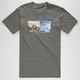 RIP CURL Bondi Mens T-Shirt