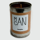 MAN CANS Campfire Candle