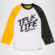 TRUKFIT Fly Away Raglan Mens T-Shirt