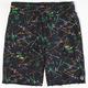 TRUKFIT Splatter Mens Sweat Shorts