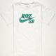 NIKE SB Woodgrain Boys T-Shirt