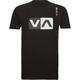 RVCA VA Mens T-Shirt