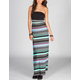 HURLEY Nalu Convertible Maxi Dress