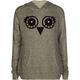 FULL TILT Owl Face Girls Hoodie