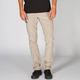 VOLCOM Vorta Cord Mens Slim Straight Pants