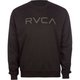 RVCA Big RVCA Mens Sweatshirt