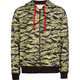 DC SHOES RD Tiger Stripe Mens Hoodie