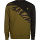 FAMOUS STARS & STRAPS Tiger Flag Mens Sweatshirt