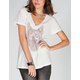 RVCA Spanky Dog Womens Tee
