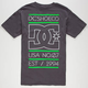 DC DYRDEK RD Hilt Stacked Mens T-Shirt