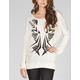 FULL TILT Shredded Womens Sweatshirt