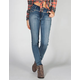 TINSELTOWN Womens Highwaisted Skinny Jeans