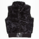 FULL TILT Girls Faux Fur Vest