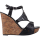 CITY CLASSIFIED Studded Cork Womens Shoes