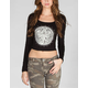 H.I.P. Elephant Womens Crop Tee