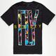 FLY SOCIETY Fly Away Paradise Mens T-Shirt