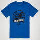 CALI'S FINEST Grizzly Mens T-Shirt