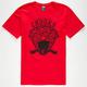 CROOKS & CASTLES Bandito Shield Mens T-Shirt