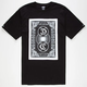 CROOKS & CASTLES Deck Mens T-Shirt