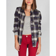 FULL TILT Traditional Plaid Womens Shirt