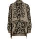 FULL TILT Cheetah Girls Wrap Sweater