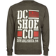 DC SHOES Stacked Flag Mens Sweatshirt