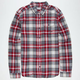 RUSTY Sublet Mens Flannel Shirt