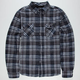 FYASKO Cobain Mens Flannel Shirt