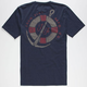 IRON FIST Deep End Blues Mens T-Shirt
