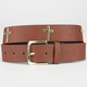 Metal Cross Belt