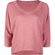 FULL TILT Loose Raglan Womens Crop Sweater