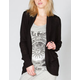 EYESHADOW Womens Cocoon Wrap Sweater