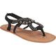 DE BLOSSOM Zona Studded Womens Sandals