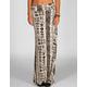 FULL TILT Tribal Stripe Maxi Skirt